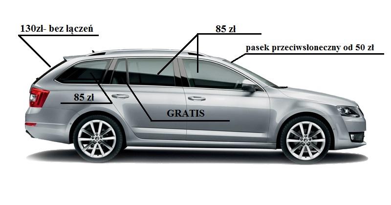 Chłodny cennik • Auto Szyby Łódź - IAWA VG11